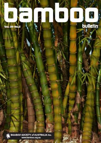 Bamboo Bulletin - Volume 20 No2