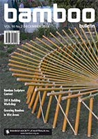 Bamboo Bulletin Nov 2014
