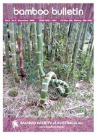 Bamboo Bulletin Nov 2006