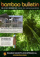 Bamboo Bulletin Dec 2012