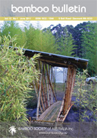 Bamboo Bulletin June 2011