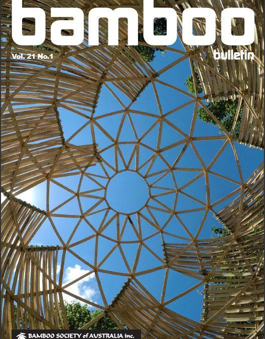 Bamboo Bulletin – Volume 21 No1
